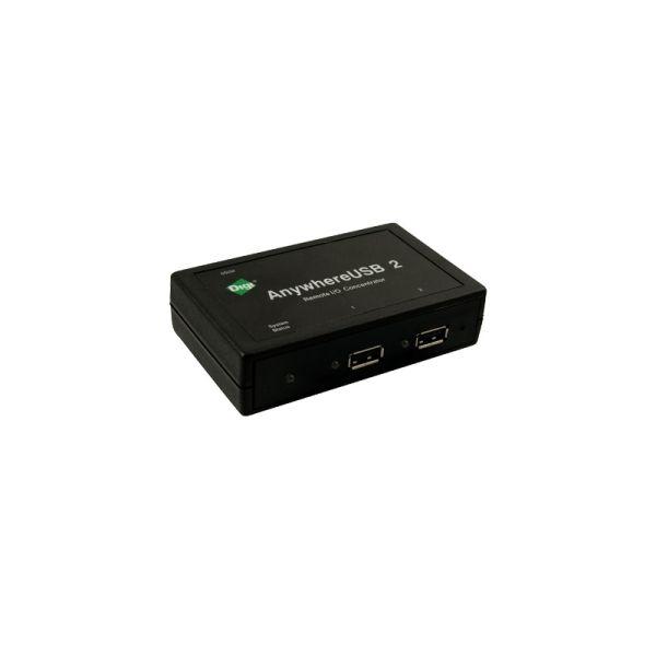Digi AnywhereUSB 2-port USB Hub