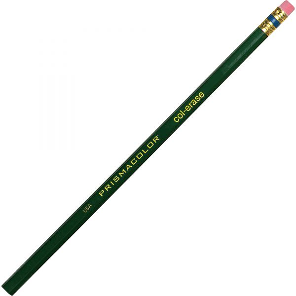 Prismacolor Erasable Colored Pencils