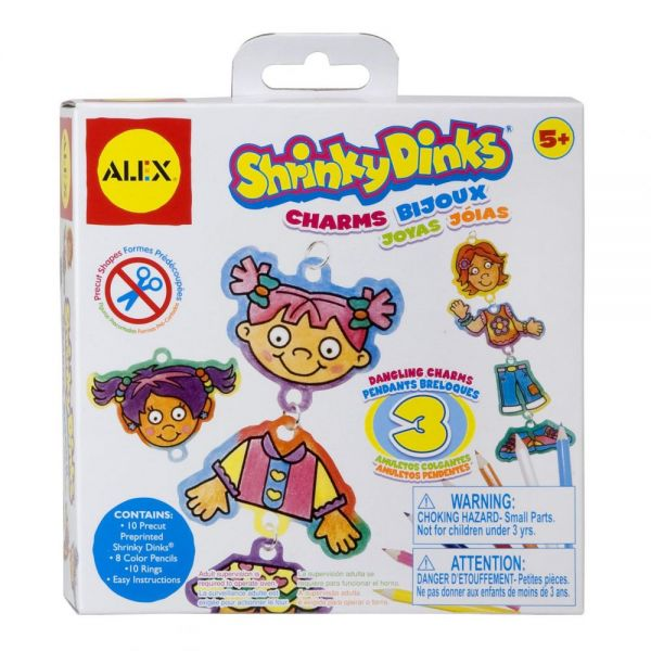 Shrinky Dinks Charms Kit
