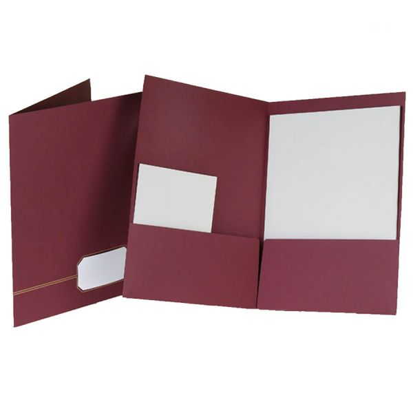 Esselte Oxford Monogram Embossed Executive Portfolio