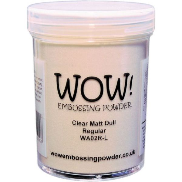 WOW! Embossing Powder Large Jar 160ml