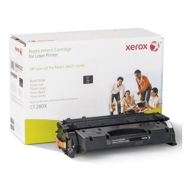 Xerox Remanufactured HP CF280A High Yield Toner Cartridge