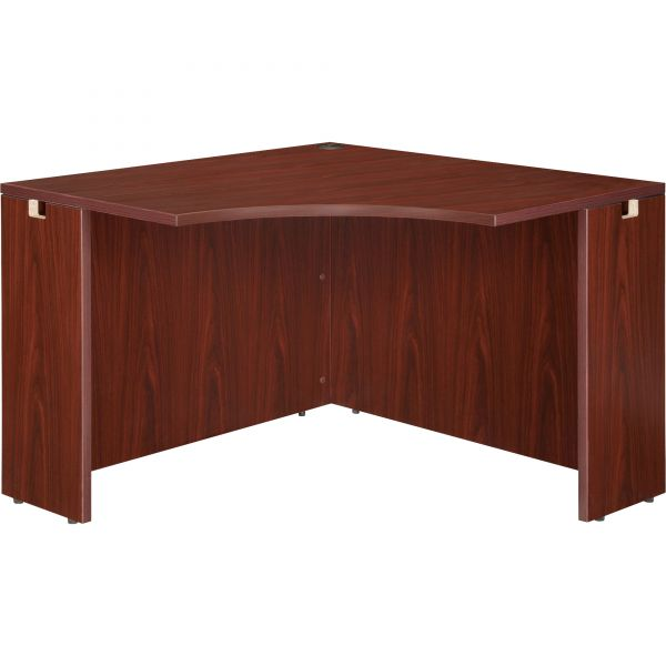 Lorell Essentials Corner Office Desk