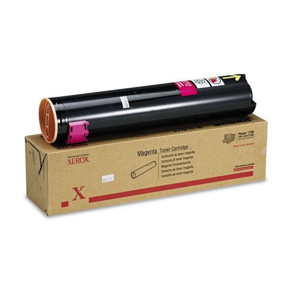 Xerox 106R00654 Magenta Toner Cartridge