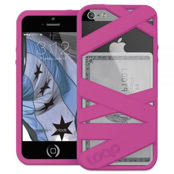 Loop Mummy Case for iPhone 5/5s, Magenta