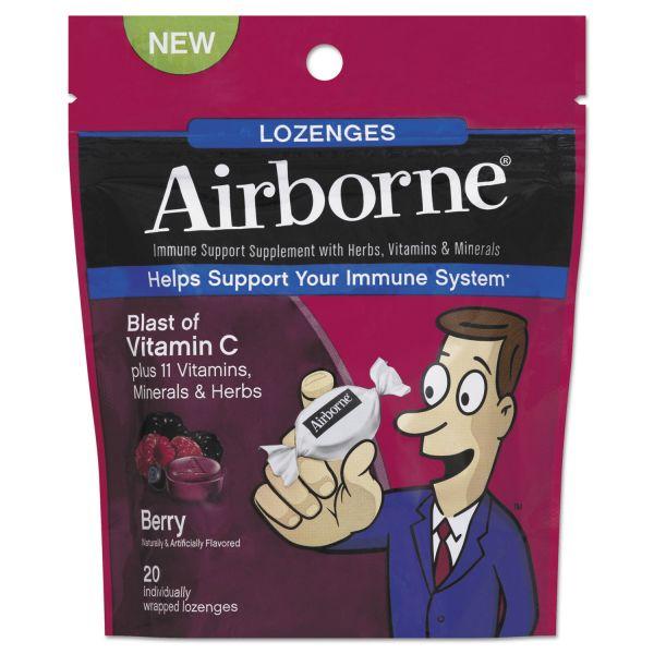 Airborne Immune Support Lozenges