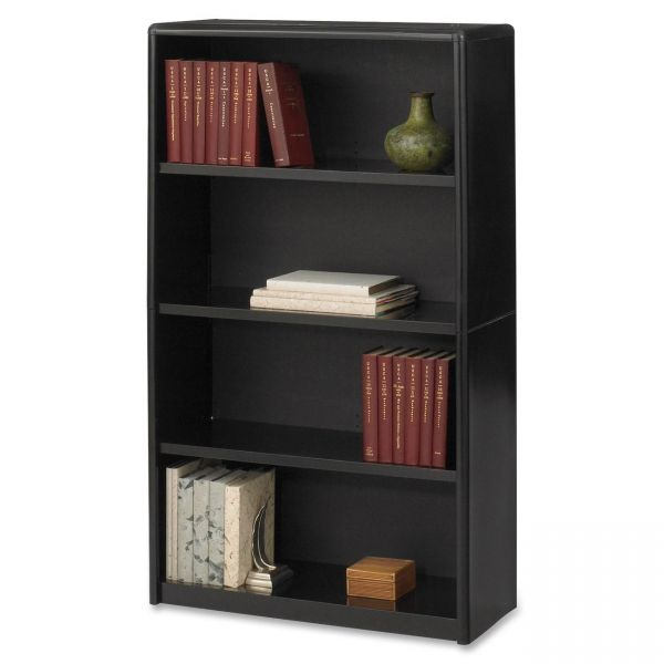 Safco ValueMate Economy 4-Shelf Steel Bookcase
