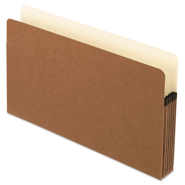 Pendaflex Antimicrobial Redrope Expanding File Pockets