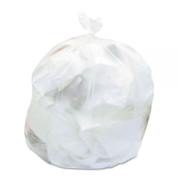 Jaguar Plastics Nonperforated Coreless 30 Gallon Trash Bags