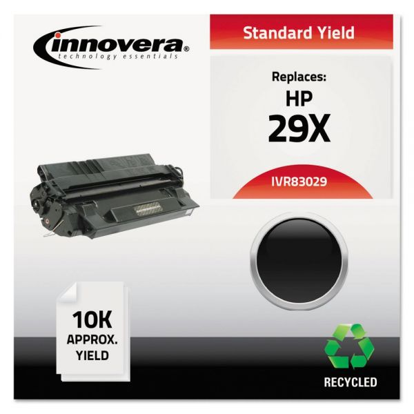 Innovera Remanufactured HP 29X (4129X) Toner Cartridge