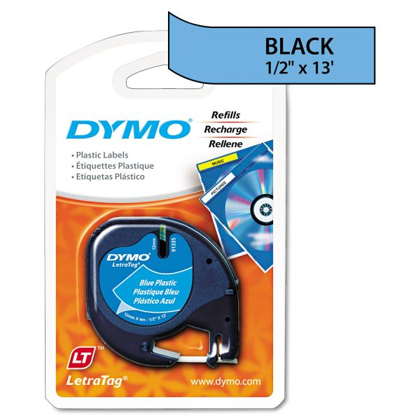 Dymo LetraTag Label Tape Cartridge