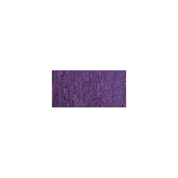 Patons Lace Sequin Yarn - Amethyst