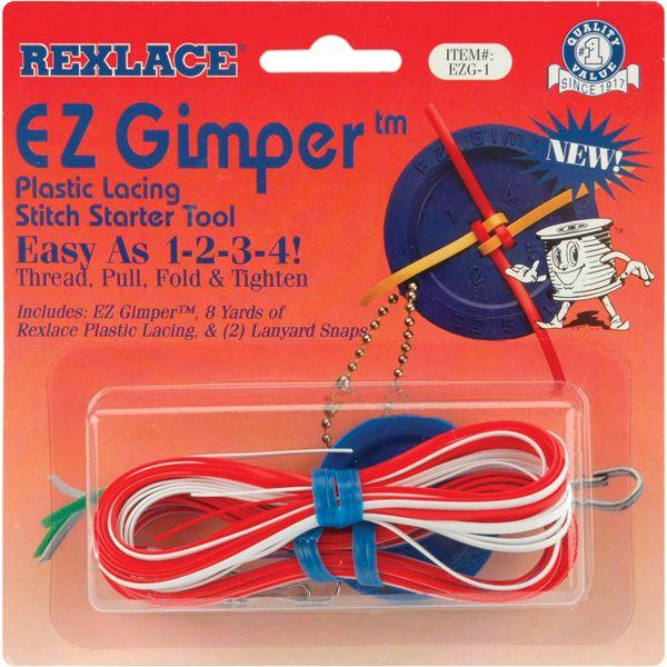 Rexlace EZ Gimper Stitch Starter Tool