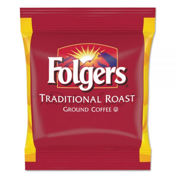 Folgers Coffee Traditional Roast Filter Packs