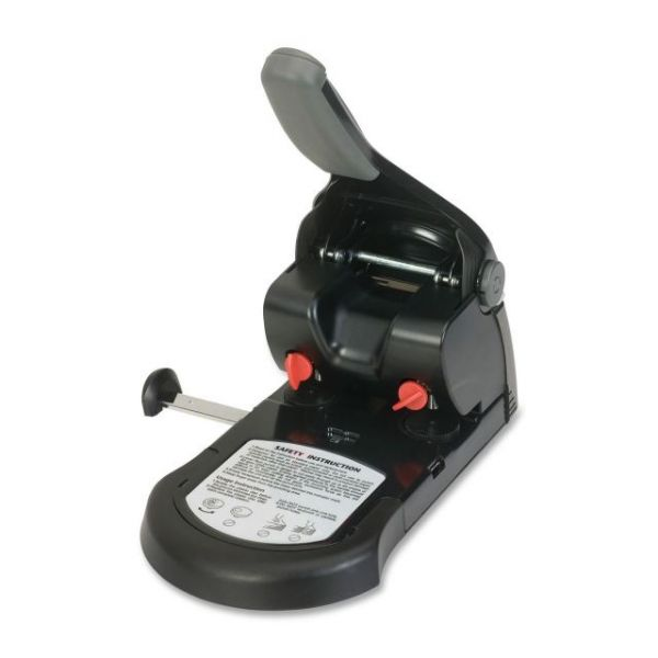Business Source Effortless 2-Hole Punch