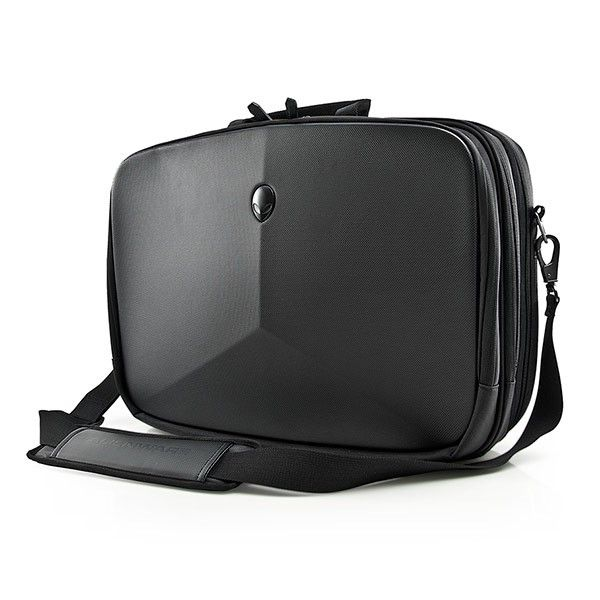 "Mobile Edge Alienware Vindicator Carrying Case (Briefcase) for 18.4"" Notebook - Black"