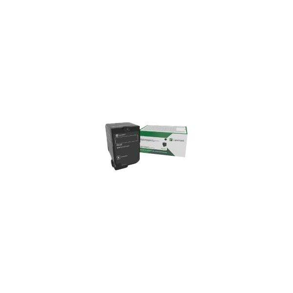 Lexmark - Black - Original - Toner Cartridge Lrp