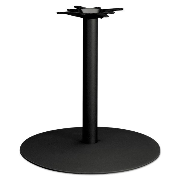 HON 3'' Dia. Single Column Base