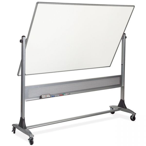 Dura-Rite Platinum Mobile Double-Sided Dry Erase Easel