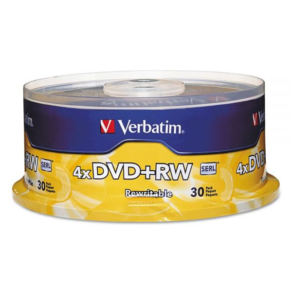 Verbatim Rewritable DVD Media