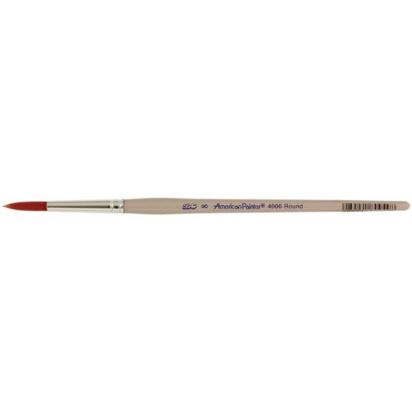 American Painter Round Brush