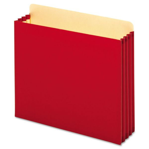 Pendaflex Heavy-duty Red Colored Expanding File Pockets