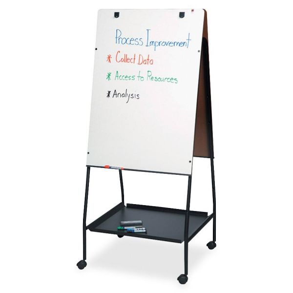 Balt Double-Sided Dry Erase Easel