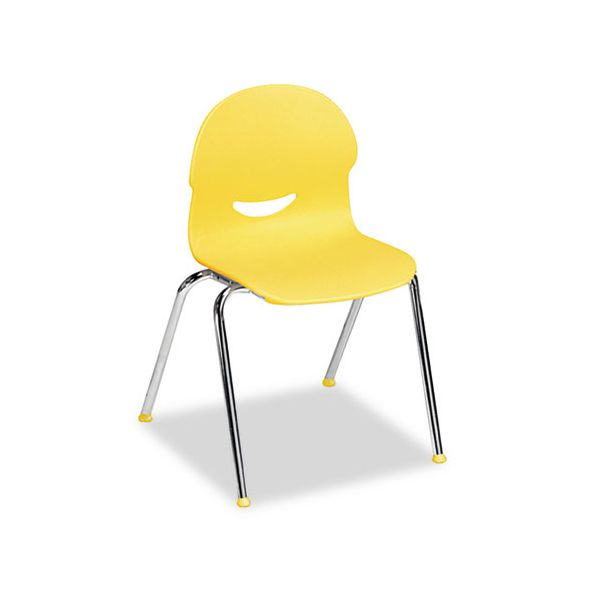 IQ Series Plastic Stacking Chairs