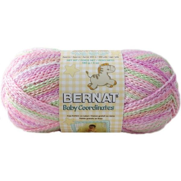 Bernat Baby Coordinates Yarn - Tiny Tulips