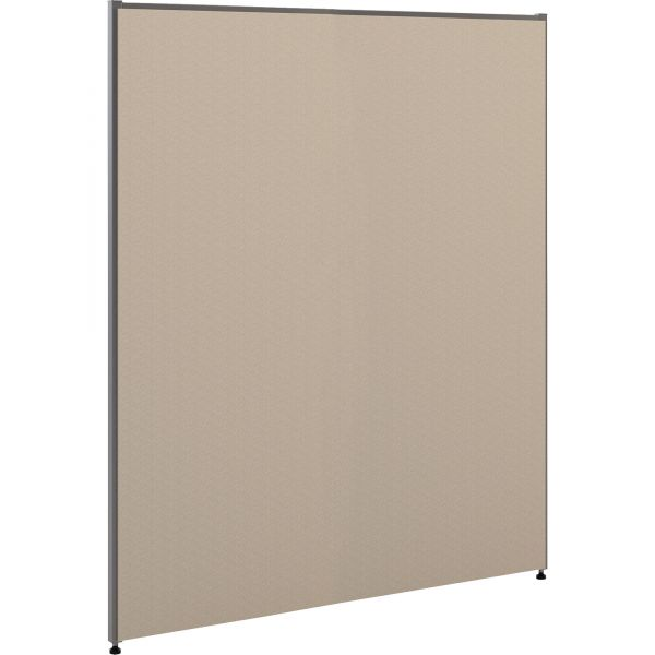 HON Versé Office Panel, 72w x 60h, Gray