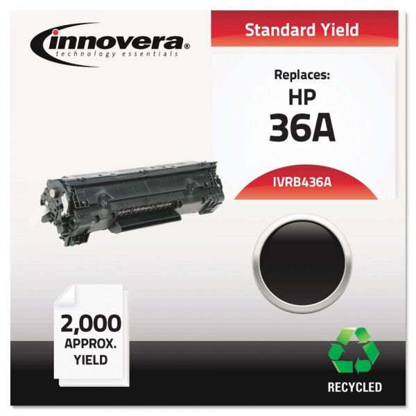 Innovera Remanufactured HP 36A Toner Cartridge