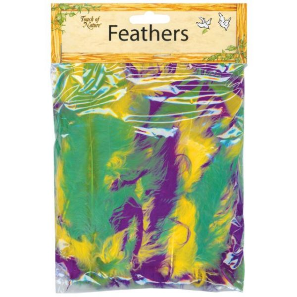 Flat Turkey Feathers 14g