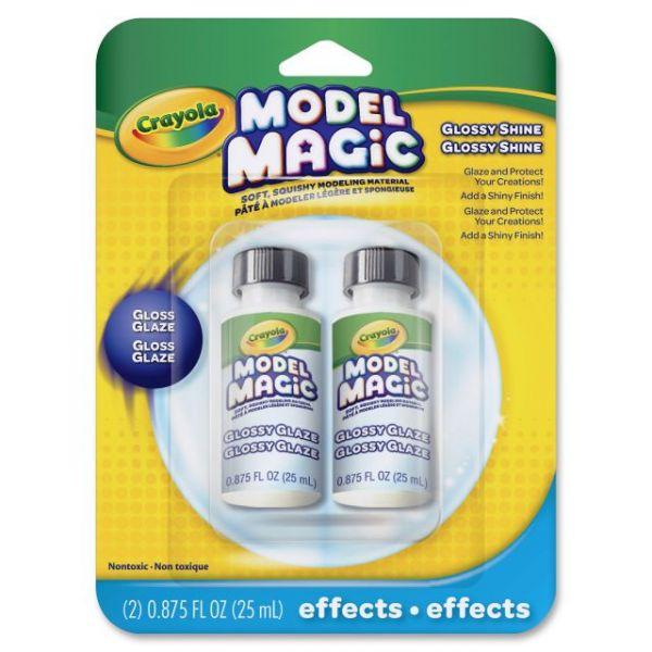 Model Magic Glossy Shine Glaze