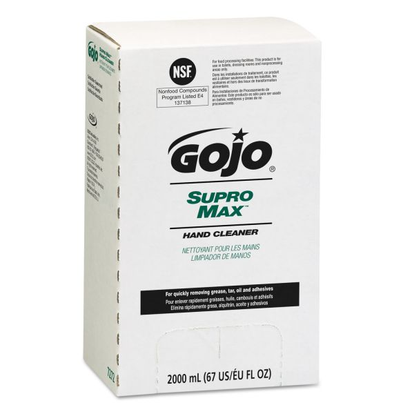 GOJO Supro Max Lotion Hand Soap Refills