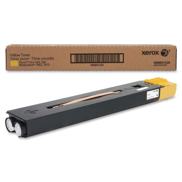 Xerox 006R01526 Yellow Toner Cartridge
