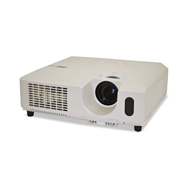 3M X31 Digital Projector, 2700 Lumens, 1024 x 768, White