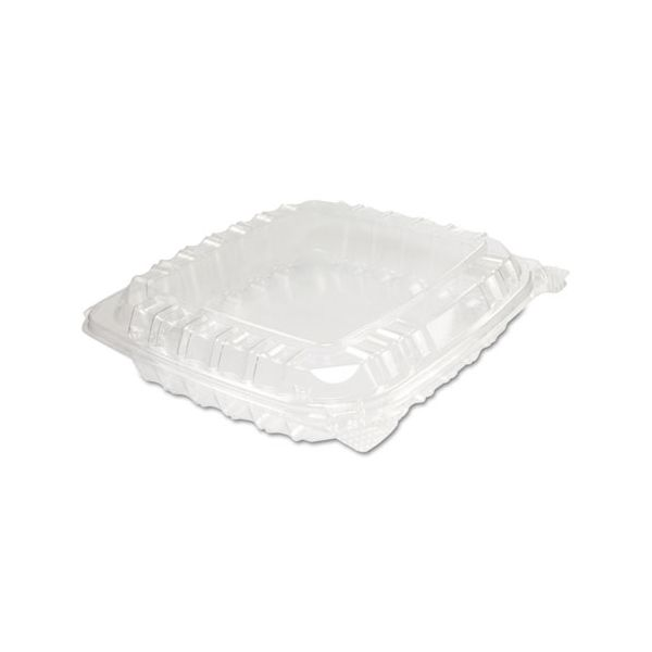 Dart ClearSeal Takeout Plastic Clamshell Deli Containers