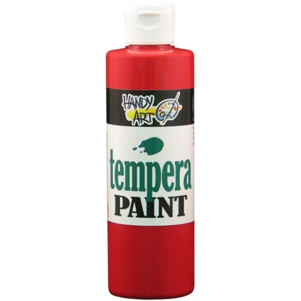 Handy Art Tempera Paint 8oz