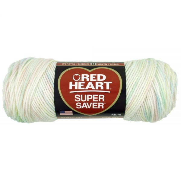 Red Heart Super Saver Yarn - Baby