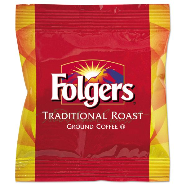 Folgers Ground Coffee Fraction Packs