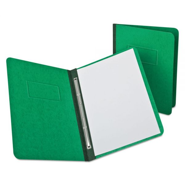 Oxford Light Green PressGuard Report Cover