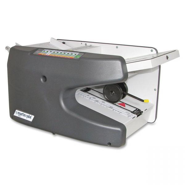 Martin Yale 1611 Ease-of-Use Paper Folding Machine