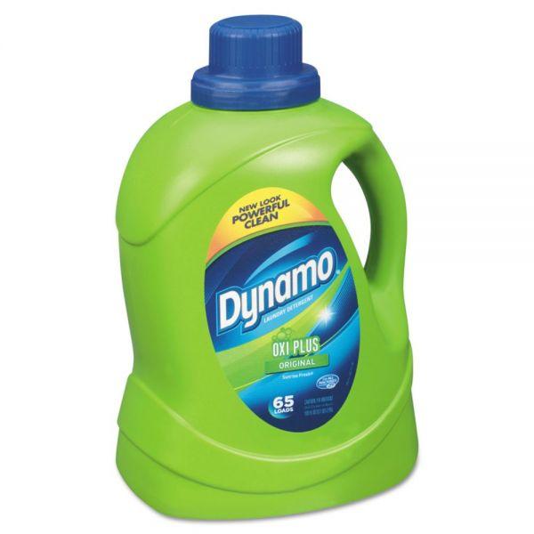 Dynamo 2Xultra Laundry Detergent, Sunshine Fresh 100oz Bottle