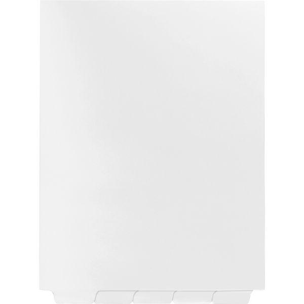 Kleer-Fax 80000 Series Bottom Tab Index Dividers