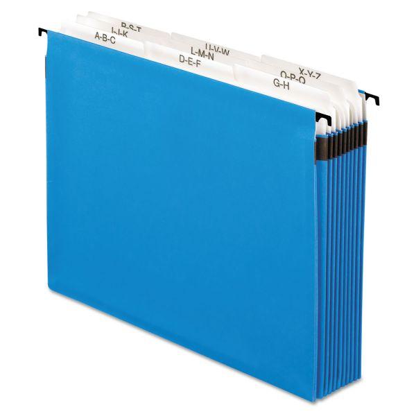Pendaflex SureHook Reinforced Expandable File
