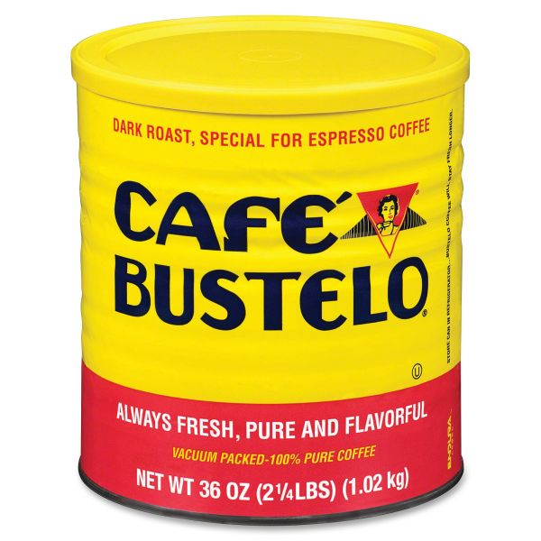 Café Bustelo Ground Coffee (2.25 lbs)