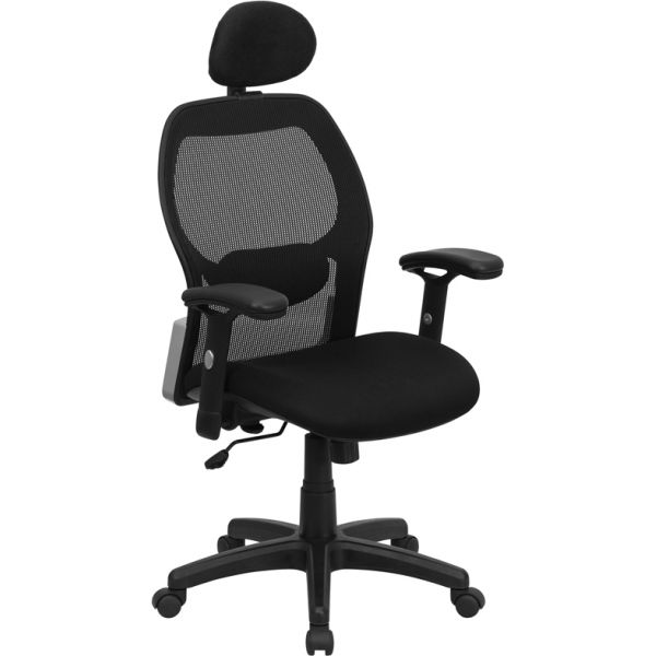 Flash Furniture High Back Super Mesh Executive Office Chair