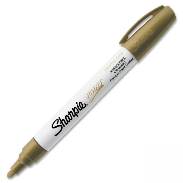 Sharpie Oil-based Medium Paint Markers