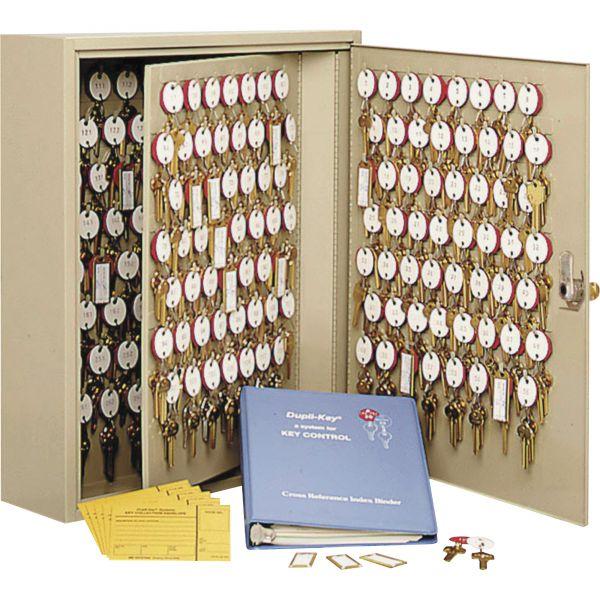 Steelmaster Two-Tag Cabinet - 240 Keys