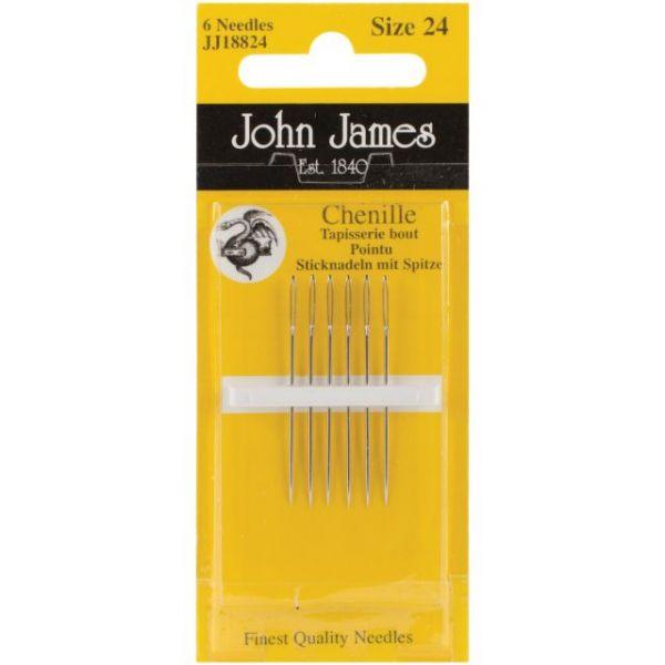 John James Chenille Hand Needles
